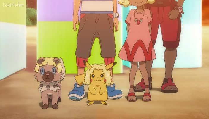 Pokemon Dublado Episódio - 968Reunindo a Banda!