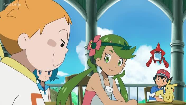 Pokemon Dublado Episódio - 973O Jogo de Pokémon Beisebol!