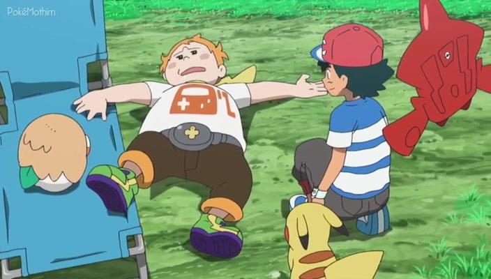 Pokemon Dublado Episódio - 974No Mundo dos Sonhos!