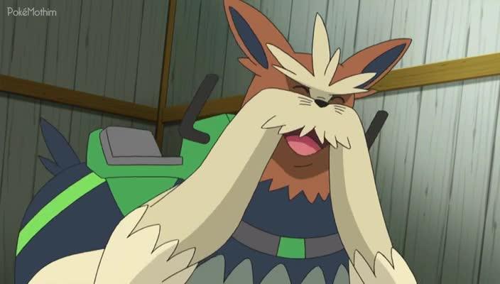 Pokemon Dublado Episódio - 977Caça ao Tesouro ao Estilo de Akala!