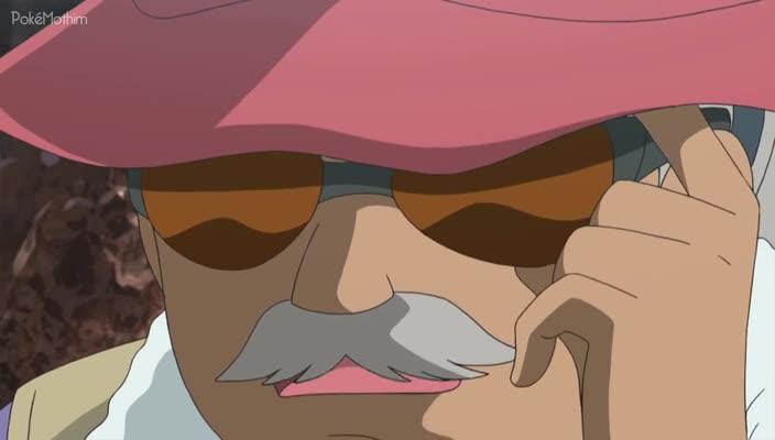 Pokemon Dublado Episódio - 978Grande Céu, Peixinho!