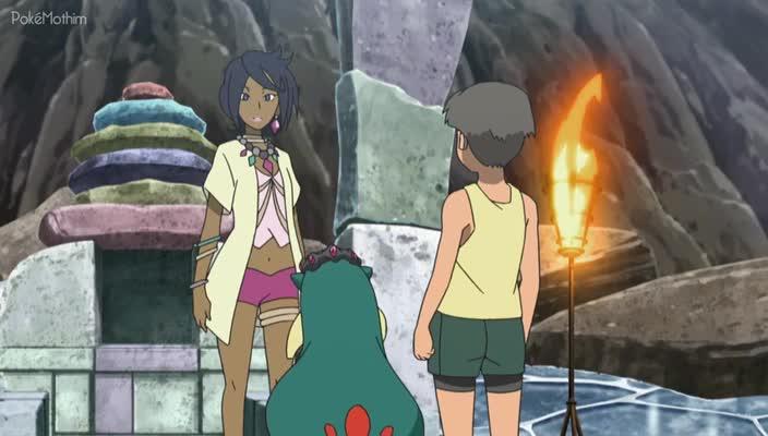 Pokemon Dublado Episódio - 979A Hora Principal da Verdade!