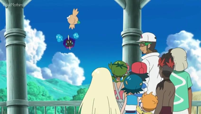 Pokemon Dublado Episódio - 989Um Encontro dos Sonhos!