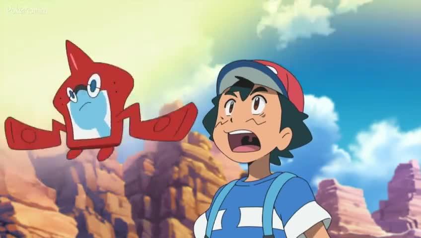 Pokemon Dublado Episódio - 997Revelando a Lenda!