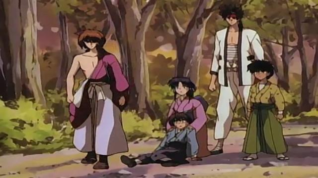 Samurai X Episódio - 11Nenhum titulo oficial ainda.