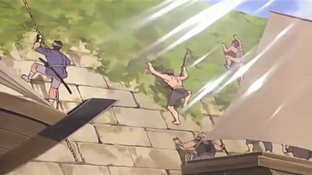 Samurai X Episódio - 17Nenhum titulo oficial ainda.