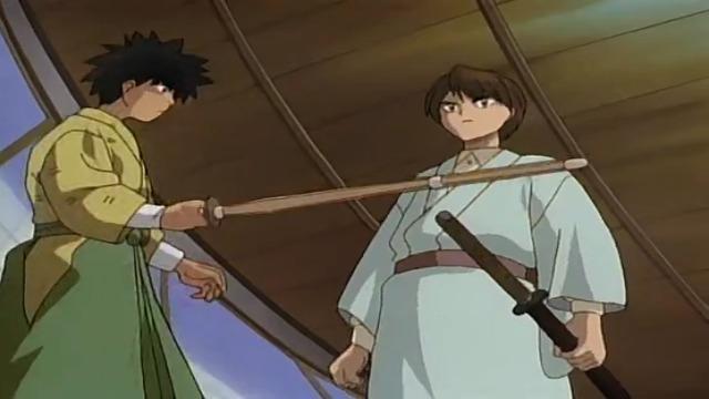 Samurai X Episódio - 5Nenhum titulo oficial ainda.