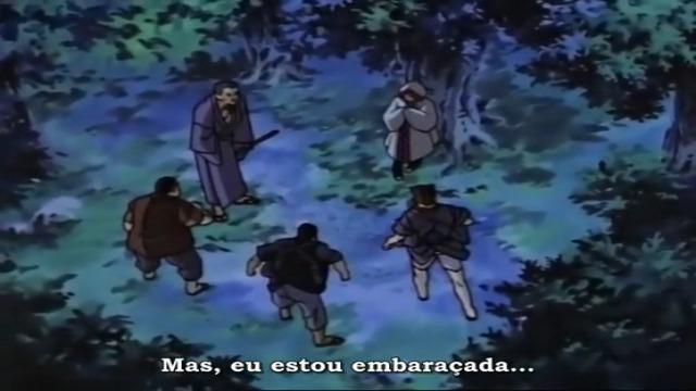 Samurai X Episódio - 81Nenhum titulo oficial ainda.