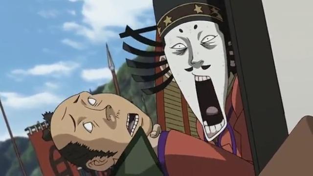 Sengoku Basara Episódio - 10ep