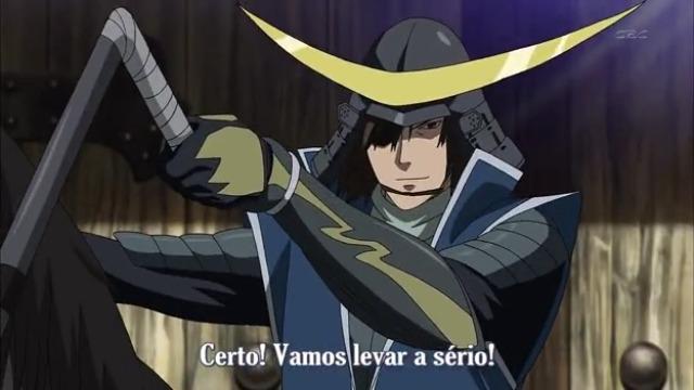 Sengoku Basara Episódio - 11ep
