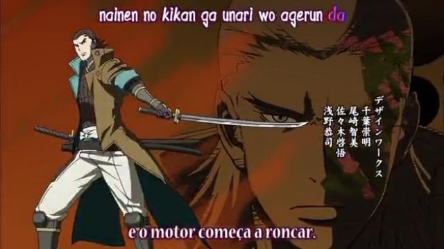 Sengoku Basara Episódio - 3ep