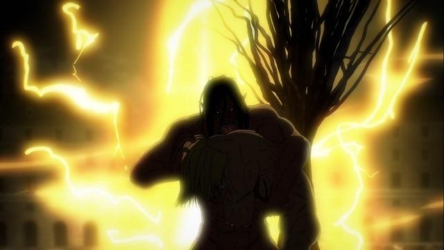 Shingeki no kyojin the final season Episódio - 7Agressão