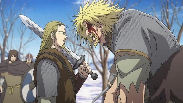 Vinland Saga Dublado Episódio - 19O Duelo