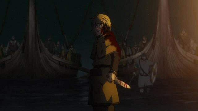 Vinland Saga Dublado Episódio - 6Pedido na floresta!