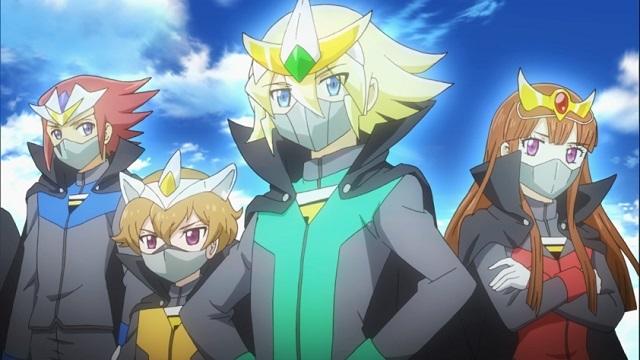 YuGiOh Sevens Episódio - 54Riding Rush Duel!